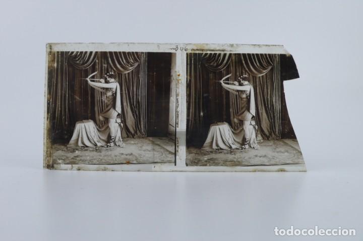 Fotografía antigua: Fotografías eróticas artísticas - Colección 64 fotografías estereoscópicas - Ca.1900 - Foto 46 - 142334502