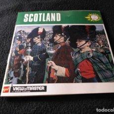 Fotografía antigua: VIEW MASTER SCOTLAND 3 DISCOS. Lote 142676634