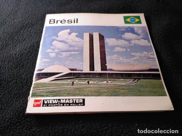 VIEW MASTER BRASIL (Fotografía Antigua - Estereoscópicas)