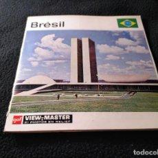 Fotografía antigua: VIEW MASTER BRASIL. Lote 142676842