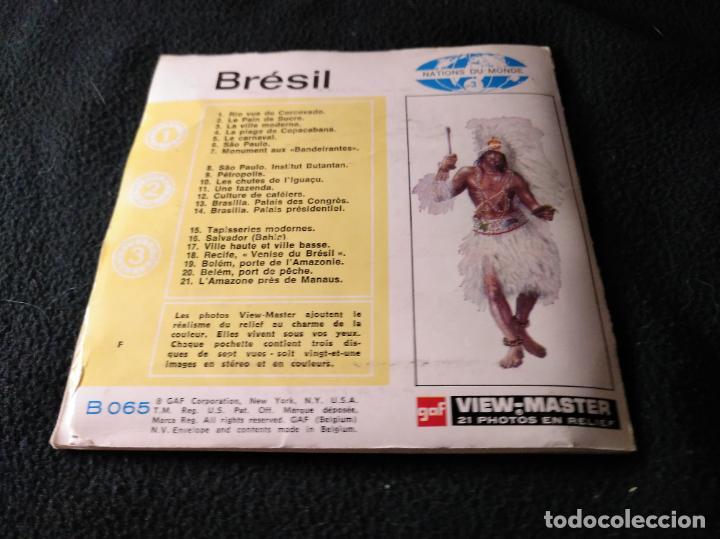 Fotografía antigua: view master brasil - Foto 2 - 142676842