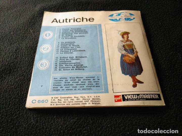 Fotografía antigua: View master autriche austria - Foto 2 - 142939978