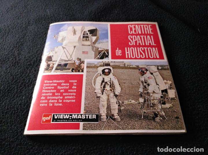 Fotografía antigua: View master centre spatial de Houston - Foto 1 - 142940070