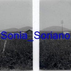 Fotografía antigua: MATARO BARCELONA?- CRISTAL ESTEREOSCOPICO - PRINCIPIO 1900. Lote 143928706