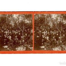 Old photograph - ESTEREOSCÓPICA.- (E. JORDÁ BLANES ALCOY, ALICANTE) - 146520746
