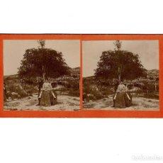 Old photograph - ESTEREOSCÓPICA.- (E. JORDÁ BLANES ALCOY, ALICANTE) - 146522638