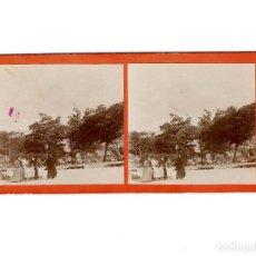 Old photograph - ESTEREOSCÓPICA.- (E. JORDÁ BLANES ALCOY, ALICANTE) - 146522910