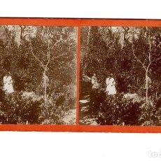 Old photograph - ESTEREOSCÓPICA.- (E. JORDÁ BLANES ALCOY, ALICANTE) - 146523078