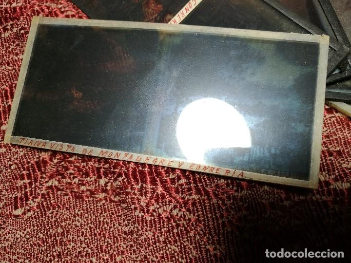 Fotografía antigua: lote 6 placas estereoscopicas de cristal .vidrio..tiana conreria---BARCELONA - Foto 10 - 147197194