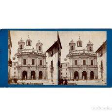 Fotografía antigua: ESTEREOSCÓPICA.- MADRID.- SAN FRANCISCO EL GRANDE. FOTÓGRAFO J. LAURENT. . Lote 147534934