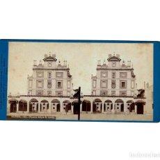 Fotografía antigua: ESTEREOSCÓPICA.- MADRID.- NUESTRA SEÑORA DE ATOCHA. FOTÓGRAFO J. LAURENT. . Lote 147536310