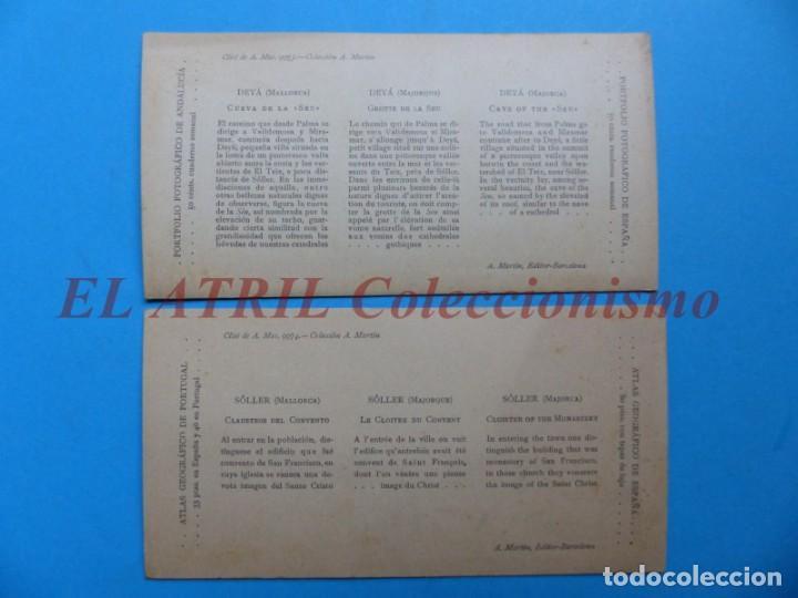 Fotografía antigua: PALMA DE MALLORCA 14 Vistas Estereoscopicas EL TURISMO PRACTICO Años 1920-30 VER FOTOS ADICIONALES - Foto 7 - 149847874
