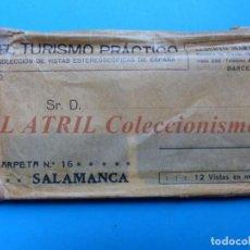 Fotografía antigua - SALAMANCA - 12 Vistas Estereoscopicas EL TURISMO PRACTICO - Años 1920-30 - VER FOTOS ADICIONALES - 149848102
