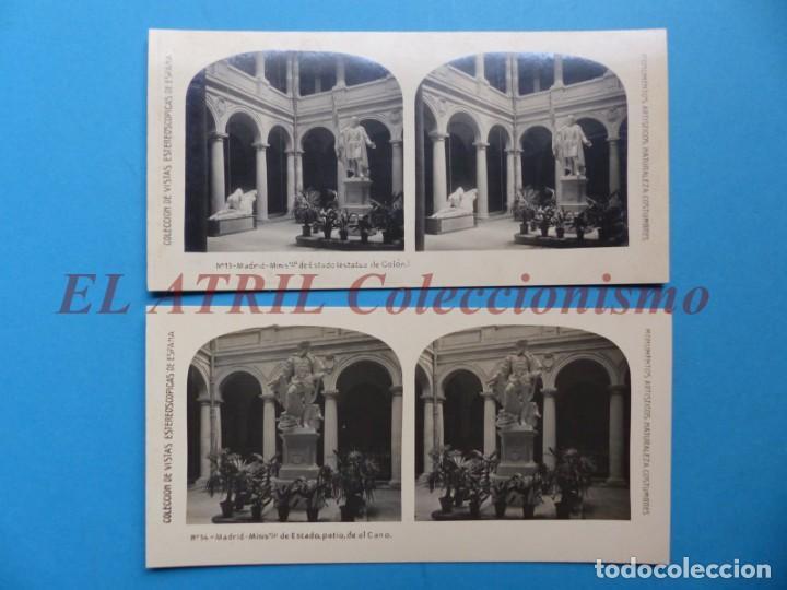 Fotografía antigua: MADRID - 14 Vistas Estereoscopicas EL TURISMO PRACTICO - Años 1920-30 - VER FOTOS ADICIONALES - Foto 6 - 149848230