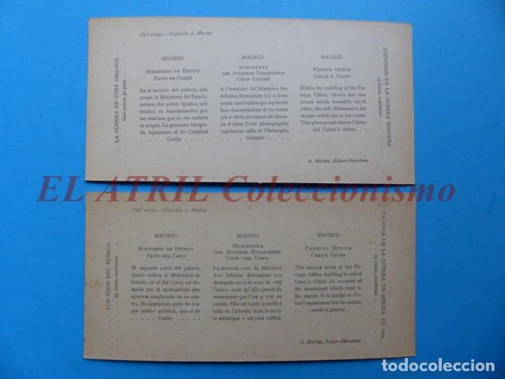 Fotografía antigua: MADRID - 14 Vistas Estereoscopicas EL TURISMO PRACTICO - Años 1920-30 - VER FOTOS ADICIONALES - Foto 7 - 149848230