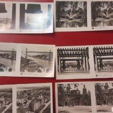Fotografía antigua: FOTOS ESTEROSCOPIAS BILBAO 1 SERIE (6) COMPLETAN OTRO LOTE. Lote 151228585