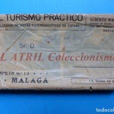 Old photograph - MALAGA - 14 Vistas Estereoscopicas EL TURISMO PRACTICO - Años 1920-30 - VER FOTOS ADICIONALES - 153208170