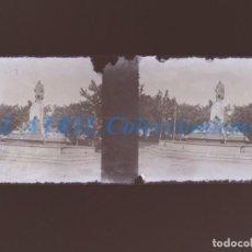 Fotografía antigua: VALENCIA - VISTA - NEGATIVO EN CRISTAL ESTEREOSCOPICO - AÑOS 1920-30. Lote 154065670