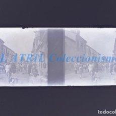 Fotografía antigua: VALENCIA O PROVINCIA - VISTA - NEGATIVO EN CRISTAL ESTEREOSCOPICO - AÑOS 1920-30. Lote 154072962