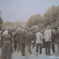 Fotografía antigua - (ES-190342)FOTOGRAFIA ESTEREOSCOPICA DE BARCELONA-FESTAS DE LA MERCE 1902.CONCURS GEGANTS.J.MIQUEL - 155283006