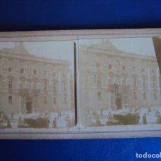 Fotografía antigua - (ES-190338)FOTOGRAFIA ESTEREOSCOPICA DE BARCELONA-FESTAS DE LA MERCE 1902.DIPUTACION PROVIN.J.MIQUEL - 155283910
