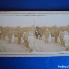 Fotografía antigua - (ES-190323)FOTOGRAFIA ESTEREOSCOPICA DE BARCELONA-FESTAS DE LA MERCE 1902.R.MIQUEL - 155286770