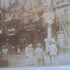 Fotografía antigua - (ES-190313)FOTOGRAFIA ESTEREOSCOPICA DE BARCELONA-.CALLE HOSPITAL.J.MIQUEL - 155328394