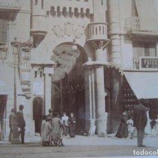 Fotografía antigua - (ES-190310)FOTOGRAFIA ESTEREOSCOPICA DE BARCELONA-.CALLE CONDAL.J.MIQUEL - 155328566
