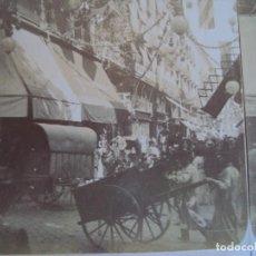 Fotografía antigua - (ES-190307)FOTOGRAFIA ESTEREOSCOPICA DE BARCELONA-CALLE FERNANDO.J.MIQUEL - 155328798
