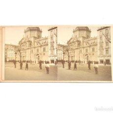Fotografía antigua: ESTEREOSCÓPICA.- MADRID.- IGLESIA DE LOS CALATRAVOS. Lote 156562714