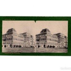 Old photograph - ESTEREOSCÓPICA.- MADRID.- MINISTERIO DE FOMENTO. FOTOTIPIA. LAURENT. - 156773346