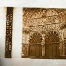 Fotografía antigua: LOTE DE 10 CRISTALES ESTEREOSCOPICOS CON IMAGENES BOURGES, FRANCIA -. Lote 158922806