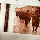 Fotografía antigua: LOTE DE 12 CRISTALES ESTEREOSCOPICOS DE LA PRIMERA GUERRA MUNDIAL - CADAVERES, PRISIONEROS, TROPAS... Lote 158926418