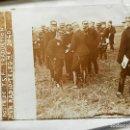 Fotografía antigua: LOTE DE 11 CRISTALES ESTEREOSCOPICOS DE LA PRIMERA GUERRA MUNDIAL - GENERALES Y TROPAS. Lote 158928514