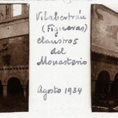 Fotografía antigua: FIGUERAS CRISTAL ESTEREOSCÓPICO POSITIVO. Lote 159954606