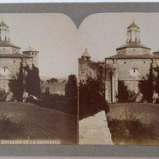 Fotografía antigua: MONASTERIO DE POBLET. Lote 160008734