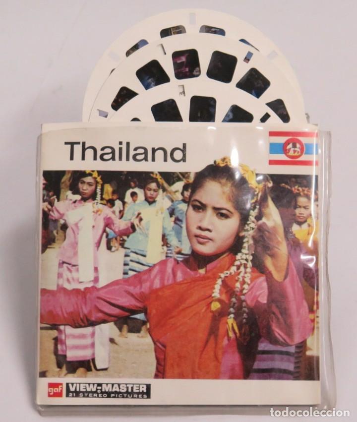 THAILAND. VIEW-MASTER (Fotografía Antigua - Estereoscópicas)