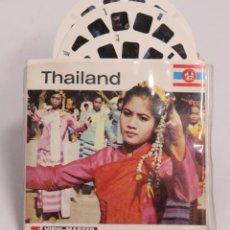 Fotografía antigua: THAILAND. VIEW-MASTER. Lote 161486542