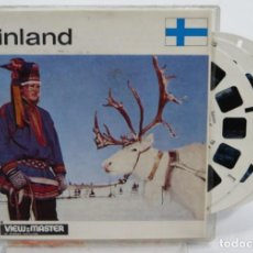 Fotografía antigua: FINLAND. VIEW-MASTER. Lote 161486730