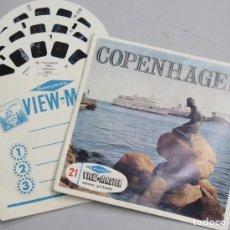Fotografía antigua: COPENHAGEN. VIEW-MASTER. Lote 161486934