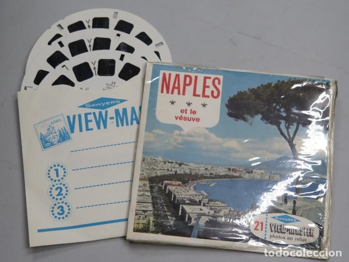 NAPLES. VIEW-MASTER (Fotografía Antigua - Estereoscópicas)