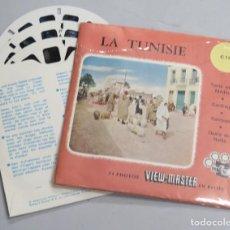 Fotografía antigua: LA TUNISIE. VIEW-MASTER. Lote 161487006