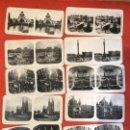 Fotografía antigua: ESTEREOSCOPICAS BARCELONA 10 VISTAS ESTEREOSCOPICAS DE ESPAÑA A MARTIN 1 A 10 . Lote 163742542