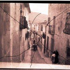 Fotografía antigua: ALTEA NEGATIVO ESTEREOSCOPICA DE CELULOIDE. Lote 164022442
