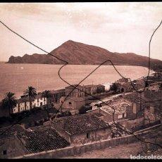 Fotografía antigua: ALTEA NEGATIVO ESTEREOSCOPICA DE CELULOIDE. Lote 164022650