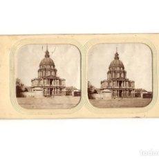 Fotografía antigua: PALACIO NACIONAL DE LOS INVÁLIDOS. MONUMENTO HISTÓRICO DE FRANCIA. PARÍS. Lote 166248026