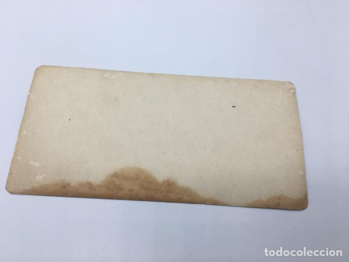 Fotografía antigua: FOTOGRAFIA ESTEREOSCOPICA DE PRAGA SOBRE EL PUENTE DE CARLOS NUM 112 PRAG. AUF DER KARLSBRÜKE - Foto 2 - 167950020