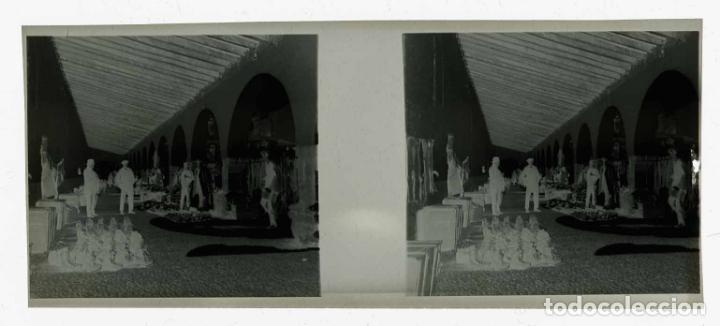 Fotografía antigua: Norte de España. Galicia. Mercado. Plaza. c.1930 - Foto 3 - 168282284