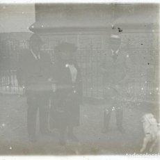 Fotografía antigua: PASAJES 1920 POSITIVO CRISTAL ESTEREOSCOPICO. Lote 171311149