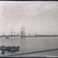 Fotografía antigua: BARCELONA NEGATIVO CRISTAL ESTEREOSCOPICO . Lote 171502334